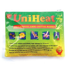 if i put a heat pack in my package will they still hold at post office