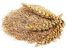 is the mealworm bedding strictly wheat bran?