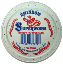 Is bulk superworms available?